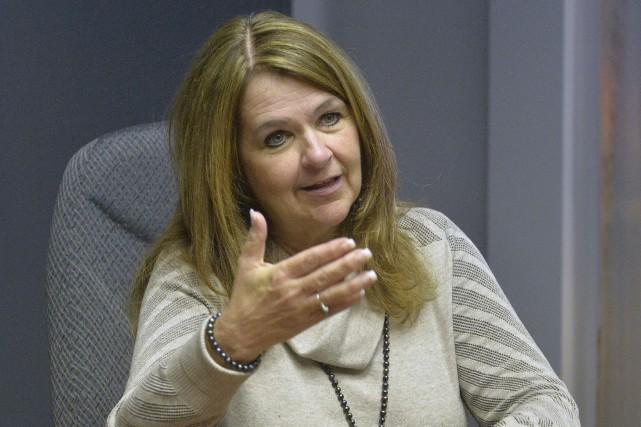 La présidente de l'UMQ, Suzanne Roy, affirme qu'Ottawa... (Archives, Spectre Média)
