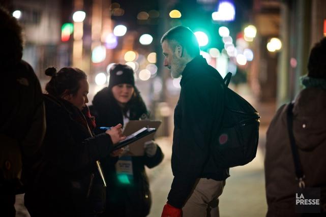 Le Réseau d'aide aux personnes seules et itinérantes... (PHOTO ANDRÉ PICHETTE, ARCHIVES LA PRESSE)