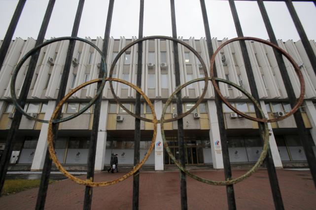 La Russie avait été suspendue provisoirement en novembre... (Photo Maxim Shemetov, archives Reuters)