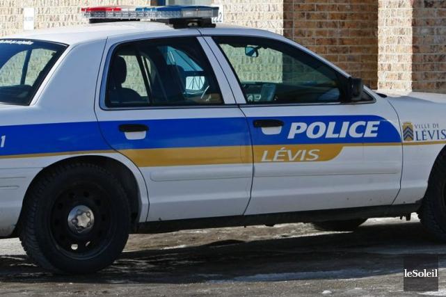 Un homme de 53 de Lévis, au casier judiciaire bien garni, a été arrêté vers 11h... (Photothèque Le Soleil)