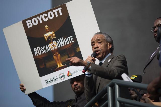 À la suite des nombreux appels lancés pour qu'Hollywood soit plus représentatif... (PHOTO ARCHIVES AFP)