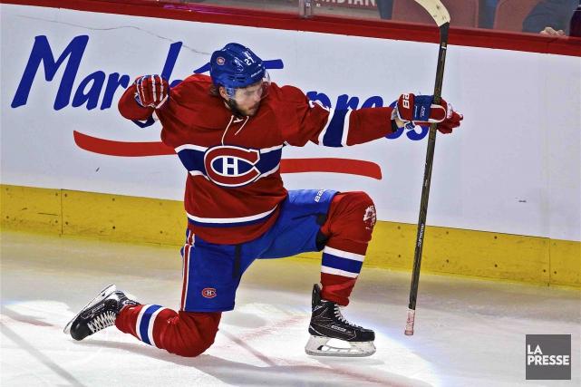 Selon Elias Sports, Alex Galchenyuk est le premier... (Archives La Presse, André Pichette)