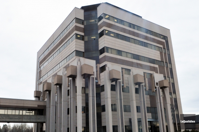 ÉDITORIAL / En s'attaquant au rectorat de l'Université du Québec à Chicoutimi... (Archives Le Quotidien)