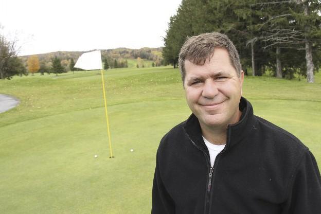 Joslin Coderre, propriétaire des clubs de golf Granby-St-Paul... (Photo fournie)
