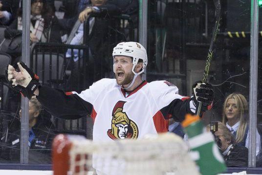 Zack Smith connaît une saison bien au-delà des... (Photo La Presse Canadienne)