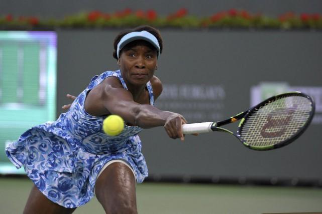 Venus Williams... (PHOTO MARK J. TERRILL, ARCHIVES ASSOCIATED PRESS)