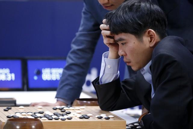Il s'agit d'une troisième défaite consécutive pour le... (AP, Lee Jin-man)