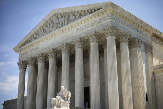 La Cour suprême américainecompte actuellement quatre juges conservateurs... (Archives AP, Pablo Martinez Monsivais)