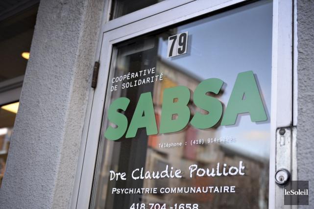 La coopérative sans médecin SABSA... (Photothèque Le Soleil, Patrice Laroche)
