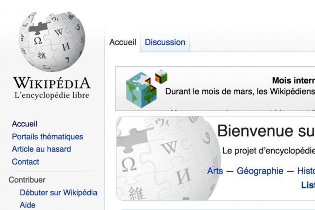Wikipédia est l'un des sites de référence les plus consultés dans le monde, et...