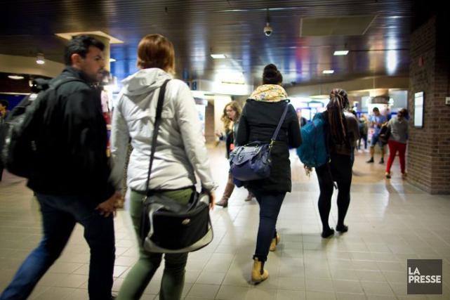 Cinq référendumsauront lieu ce printempssur les campus universitaires.... (Archives La Presse)