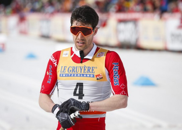 Harvey a terminé cinquième du classement général du... (Photo La Presse Canadienne)