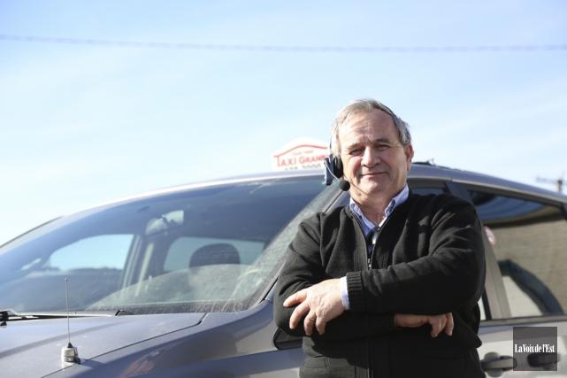Guy Gosselin, de Taxi Granby, dénonce ce qu'il... (Julie Catudal, La Voix de l'Est)