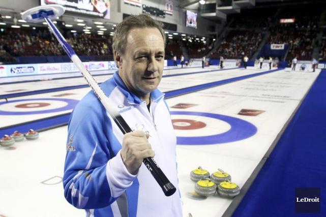 Pierre Charette a aussi été champion du Québec... (Patrick Woodbury, LeDroit)