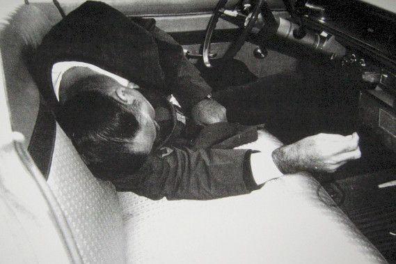 Le policier Louis-Georges Dupont a été retrouvé mort...