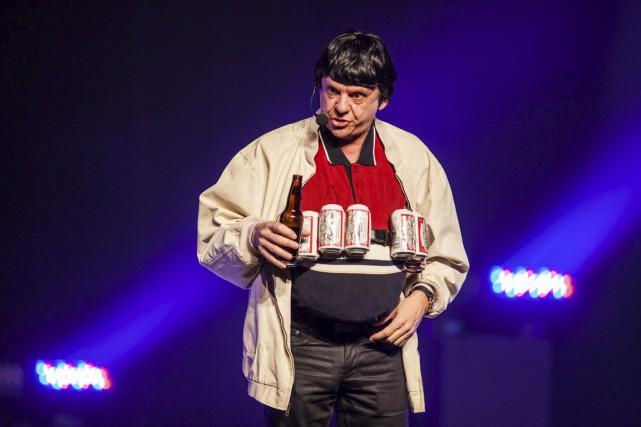 Jean-Claude Gélinas sera en spectacle au Théâtre du... (Olivier Croteau)
