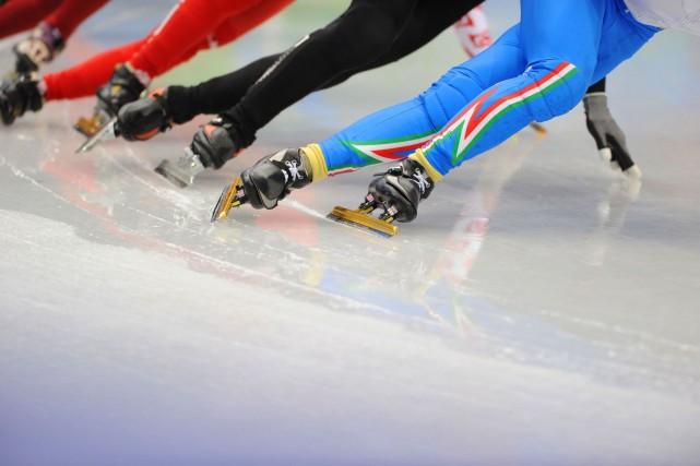 En plus des Championnats du monde à Séoul, le patinage de vitesse a aussi vibré... (Photo 123RF)