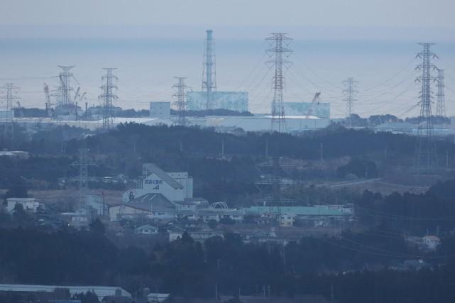 La centrale Fukushima daiichi.... (Archives, AFP)