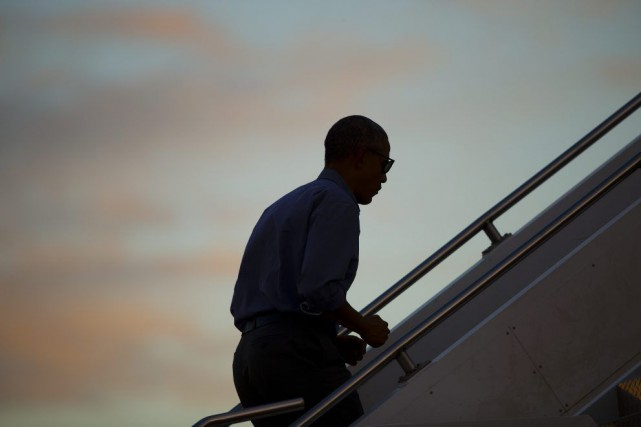 Barack Obama... (Photo Pablo Martinez Monsivais, Associated Press)