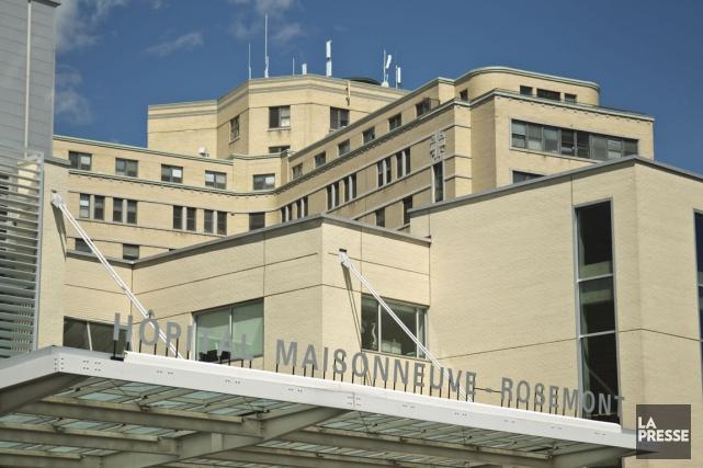 Le département d'ophtalmologie de l'hôpital Maisonneuve-Rosemont vient d'obtenir... (Photo Hugo-Sébastien Aubert, archives La Presse)