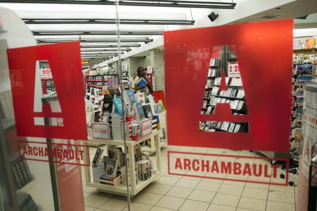 Les employés du centre d'appels du Groupe Archambault ont eu une mauvaise... (Photo La Presse Canadienne)