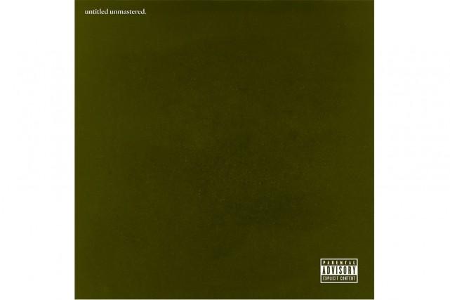 Kendrick Lamar a pris tout le monde par surprise en larguant un album inachevé...