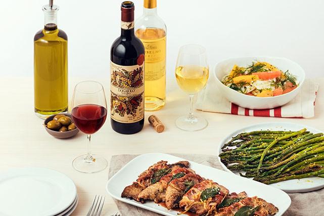 Prenez place à table avec le meilleur de l'Italie en explorant la tradition du...