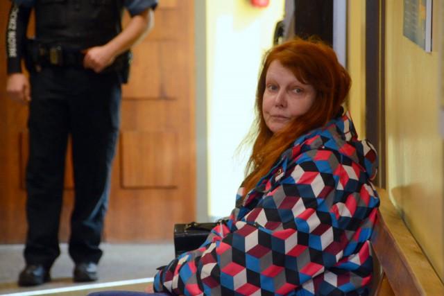 Nathalie Goulet a été accusée d'agression sexuelle pour... (Photo collaboration spéciale, Éric Beaupré)