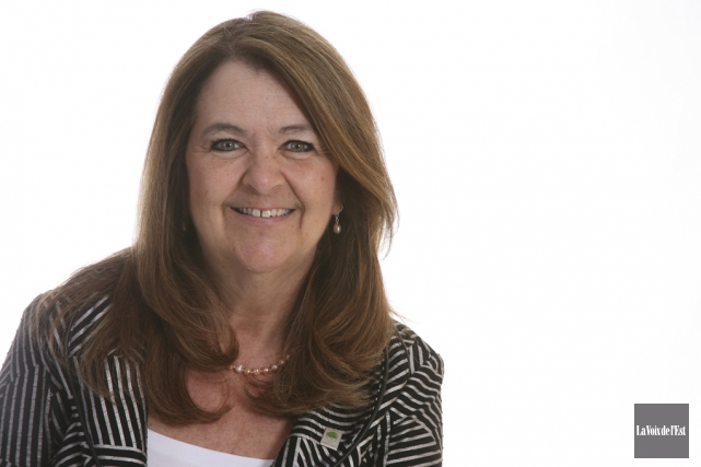 La présidente de l'UMQ, Suzanne Roy, croit que... (Alain Dion, La Voix de l'Est)