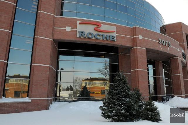 La firme Roche Groupe-Conseil, désormais connue sous le... (Archives, Le Soleil)