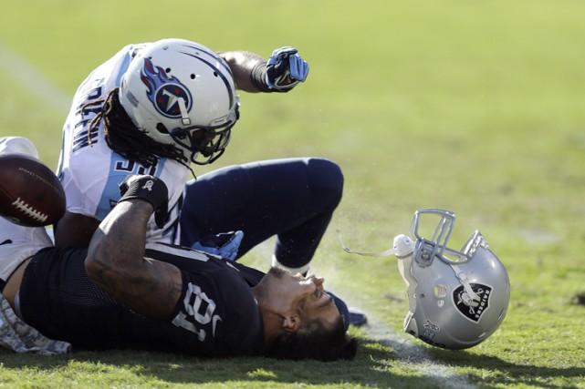 La NFL n'avait jusqu'ici jamais admis de lien... (ARCHIVES AP)