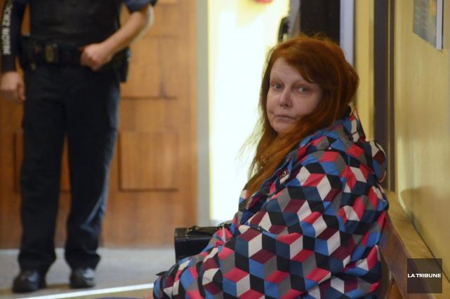 Nathalie Goulet, de Saint-Césaire, a été trouvée coupable... (Éric Beaupré, La Tribune)