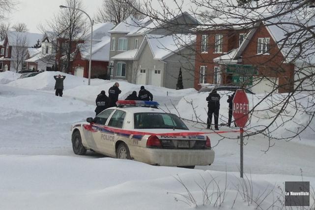 L'enregistrement de l'appel au 911 d'une des victimes... (Le Nouvelliste)