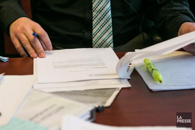 L'Agence de revenu du Canada a reçu à... (Archives La Presse)