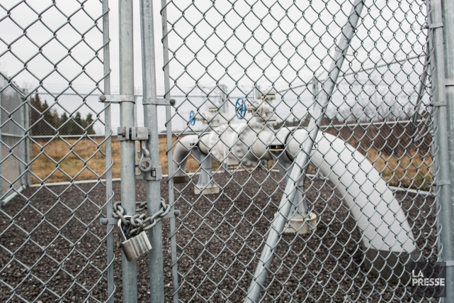 L'agence américaine de réglementation a donné le feu vert à TransCanada pour... (PHOTO ÉDOUARD PLANTE-FRÉCHETTE, LA PRESSE)