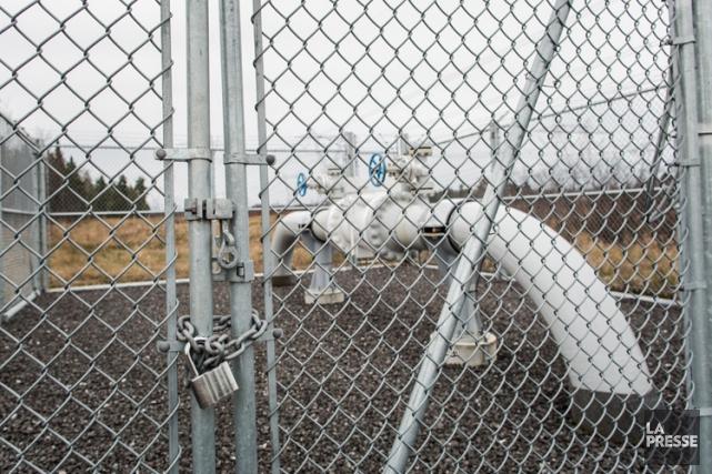 Au moment où elle tente de convaincre les Canadiens des bienfaits de l'oléoduc... (PHOTO ÉDOUARD PLANTE-FRÉCHETTE, LA PRESSE)