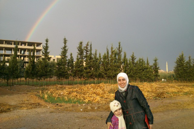 Maïmouna Alammar se demande parfois si sa décision... (Photo fournie par Maïmouna Alammar)