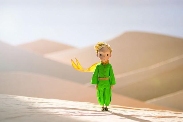Le film d'animationLe petit prince, qui a gagné cette année le César... (PHOTO FOURNIE PAR LES FILMS SÉVILLE)