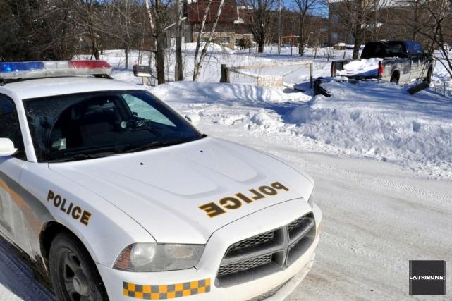 Les patrouilleurs de la Sûreté du Québec sont... (Archives La Tribune)