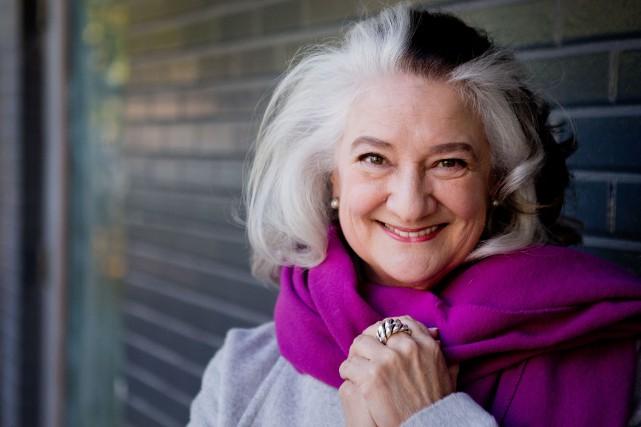 L'auteure Marie Laberge... (PHOTO MARCO CAMPANOZZI, ARCHIVES LA PRESSE)
