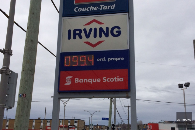 La pression à la hausse sur les prix... (La Tribune, Alain Goupil)