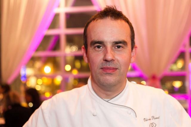 Le chef du restaurant Renoir, Olivier Perret.... (PHOTO FOURNIE PAR SOFITEL MONTRÉAL)