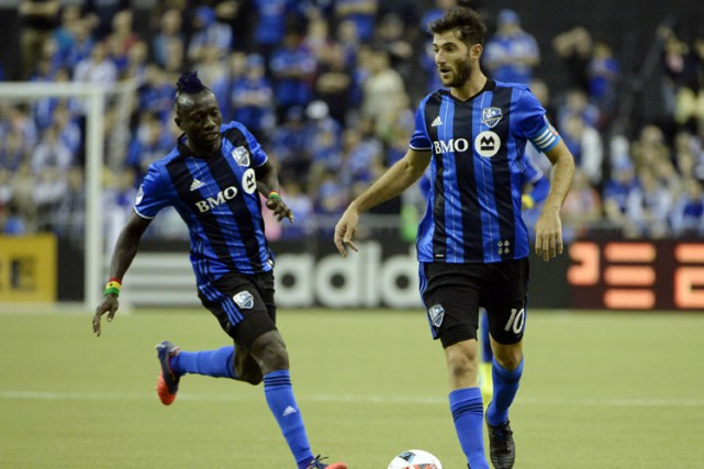 Dominic Oduro et Ignacio Piatti.... (PHOTO REUTERS)