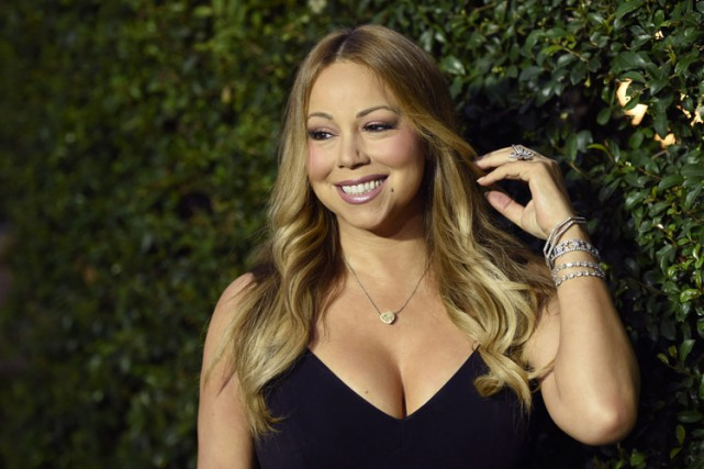 Mariah Carey... (PHOTO AP)