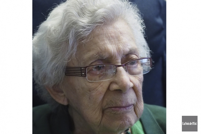 À 91 ans, Fernande Bolduc garde un vif... (Alain Dion, La Voix de l'Est)