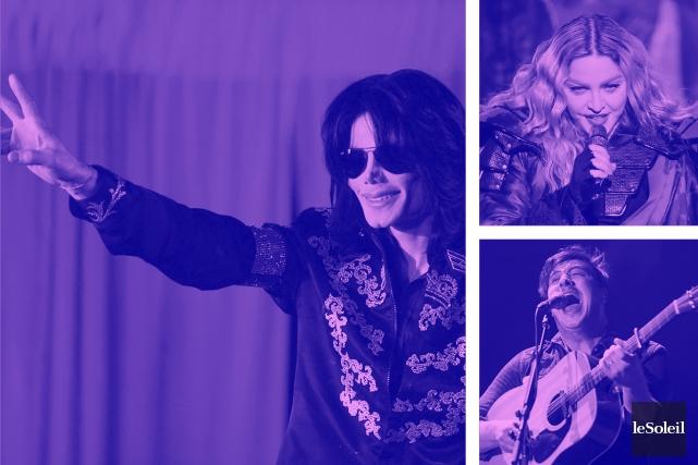 Sony achète la part restante du catalogue de Michael Jackson pour 750 millions $ (Infographie Le Soleil)