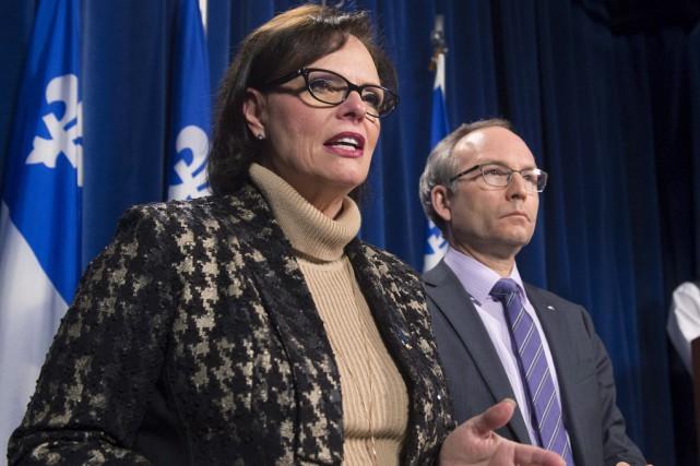 Le rapport accablant produit sur le sujet par... (La Presse Canadienne)