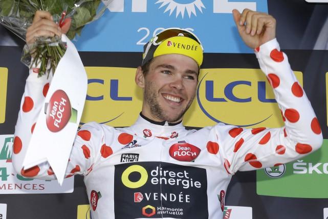 Le Chicoutimien d'origine Antoine Duchesne a impressionné bien... (Archives AFP)