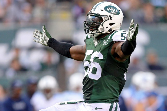 Demario Davis... (PHOTO BRAD PENNER, ARCHIVES USA TODAY SPORTS)