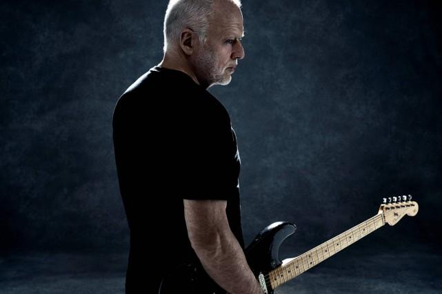 L'ex-guitariste des Pink Floyd, David Gilmour, sera en concert les 7 et 8... (PHOTO FOURNIE PAR SONY MUSIC)